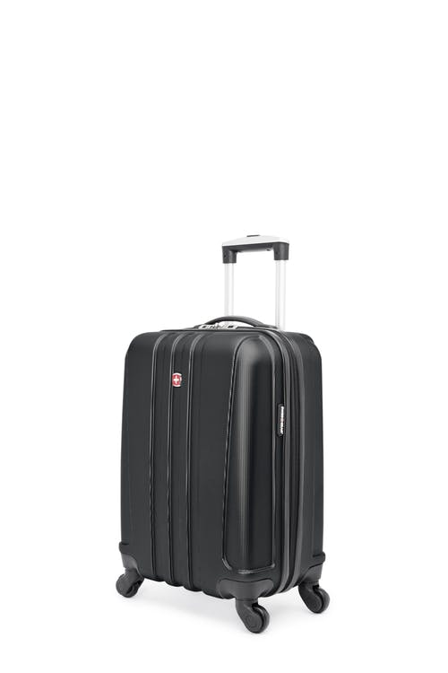 Swissgear Pinnacle Collection - Carry-On Hardside Luggage - Black