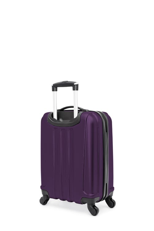 Swissgear Pinnacle Collection - Carry-On Hardside Luggage  Rugged ABS construction