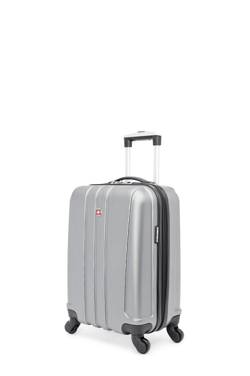 Swissgear Pinnacle Collection - Carry-On Hardside Luggage - Grey