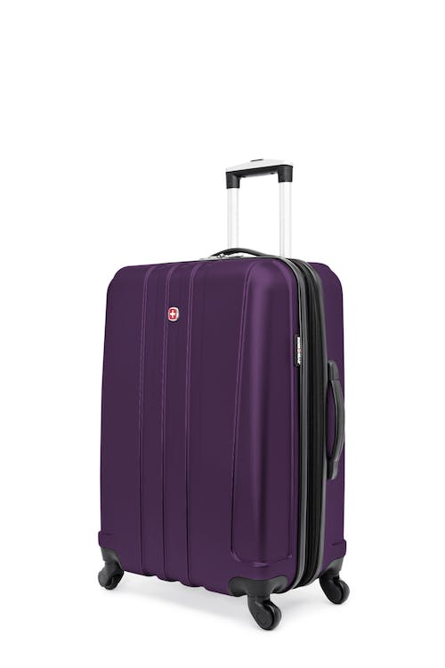 """Swissgear Pinnacle Collection 24"""" Expandable Hardside Luggage"""
