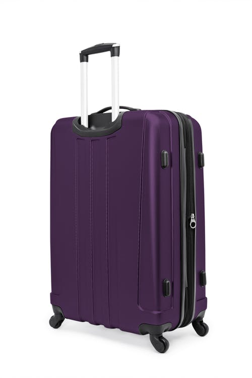 "Swissgear Pinnacle Collection 28"" Expandable Hardside Luggage  Split case shell design"