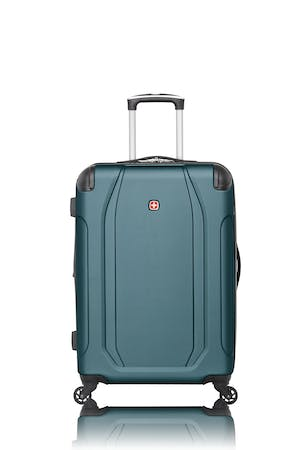 """Swissgear Central Lite Collection 24"""" Expandable Hardside Luggage"""