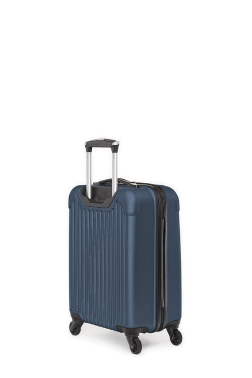 Swissgear Linigno Collection - Carry-On Hardside Luggage  Open its split case