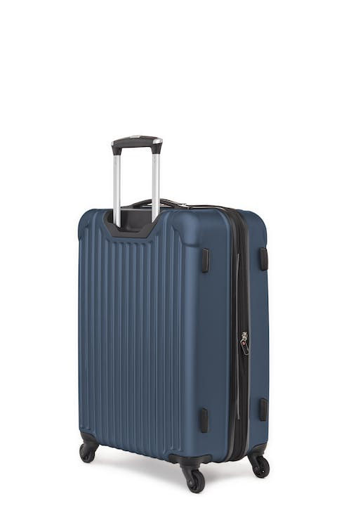 """Swissgear Linigno Collection 24"""" Expandable Hardside Luggage  Expands 1.5"""" for additional packing space"""