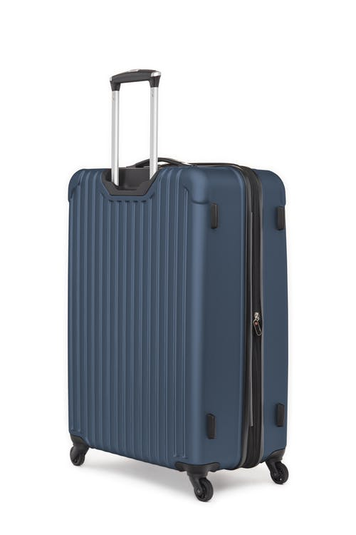 """Swissgear Linigno Collection 28"""" Expandable Hardside Luggage  Expands 1.5"""" for additional packing space"""