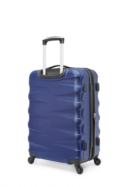 "Swissgear Waddington Collection 24"" Expandable Hardside Luggage  Rugged ABS construction"