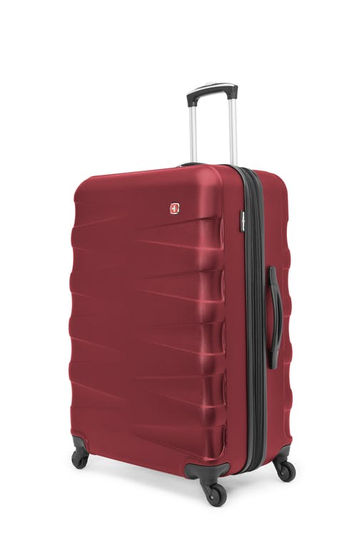 "Swissgear Waddington Collection 28"" Expandable Hardside Luggage - Red"
