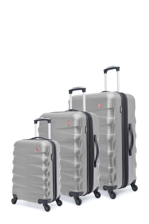 eaeeddf72 Swissgear Waddington Collection Hardside Luggage 3 Piece Set