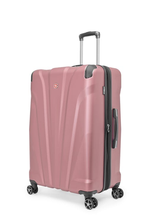 """Swissgear Global Traveller Collection 28"""" Expandable Hardside Luggage"""