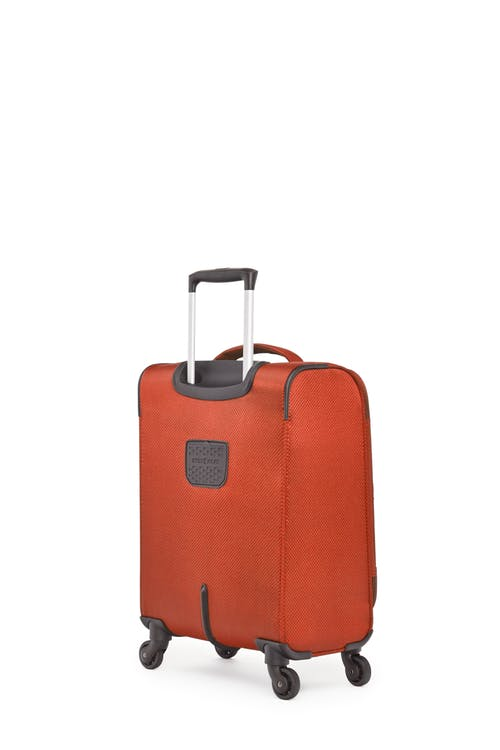 Swissgear Super Lite II Collection Carry-on Upright Luggage  Durable polyester