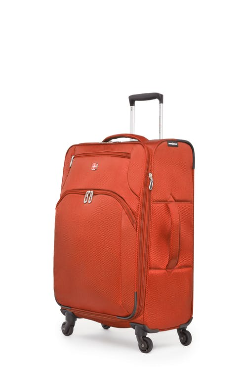 "Swissgear Super Lite II Collection 24"" Expandable Upright Luggage"