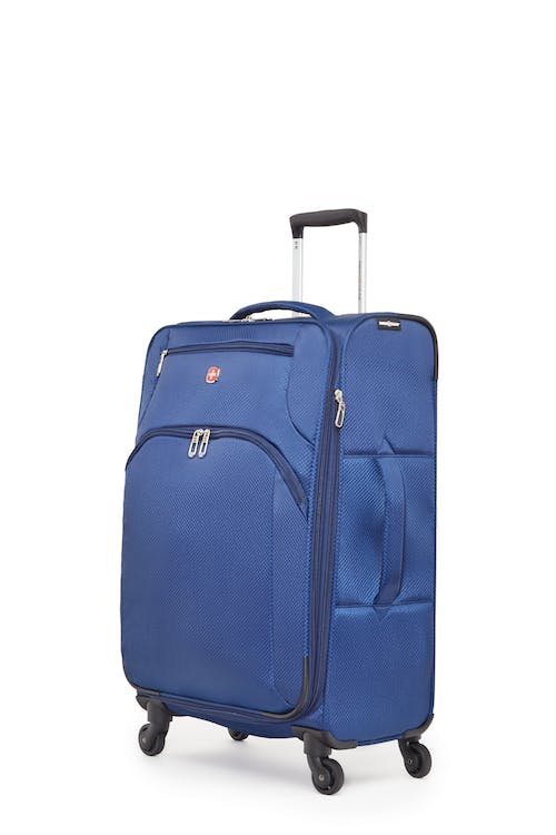 "Swissgear Super Lite II Collection 24"" Expandable Upright Luggage - Navy"