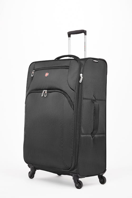 "Swissgear Super Lite II Collection 28"" Expandable Upright Luggage - Black"