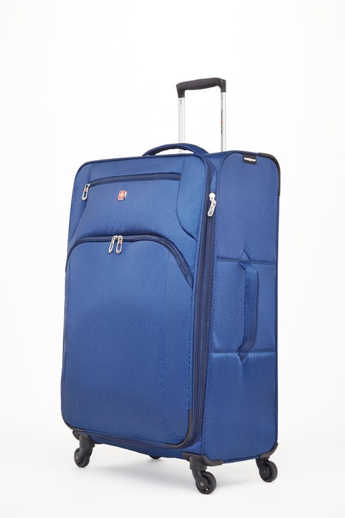 "Swissgear Super Lite II Collection 28"" Expandable Upright Luggage - Navy"