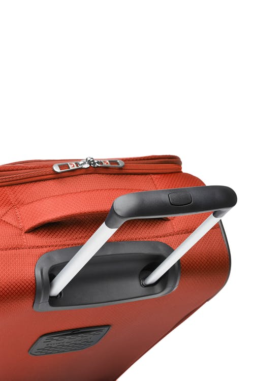 Swissgear Super Lite II Collection Upright Luggage 3 Piece Set  Push-button locking telescopic handle
