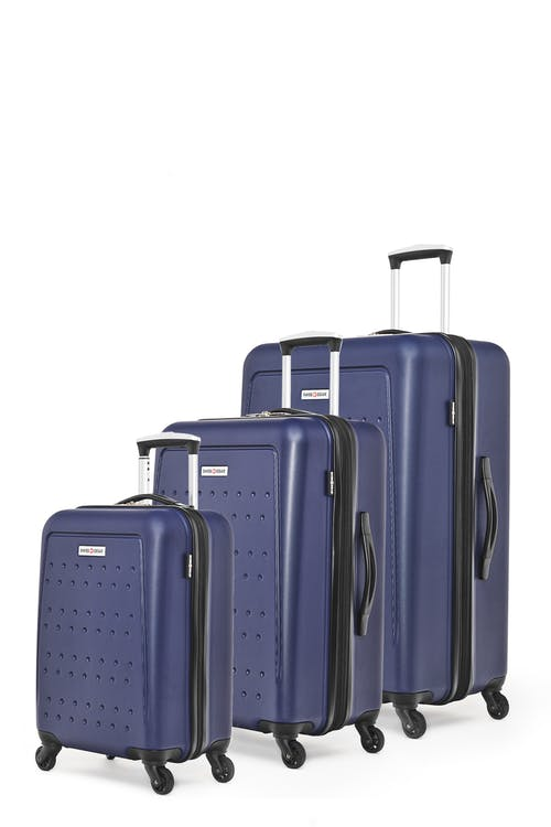 Swissgear 3D Lite Collection Hardside Luggage 3 Piece Set