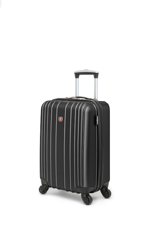 Swissgear Scion Collection - Carry-On Hardside Luggage - Black