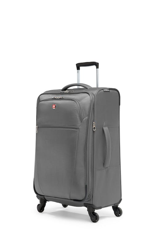 """Swissgear Vintage Collection 24"""" Expandable Upright Luggage"""