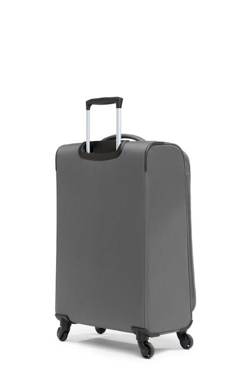 "Swissgear Vintage Collection 24"" Expandable Upright Luggage  Maximum maneuverability"