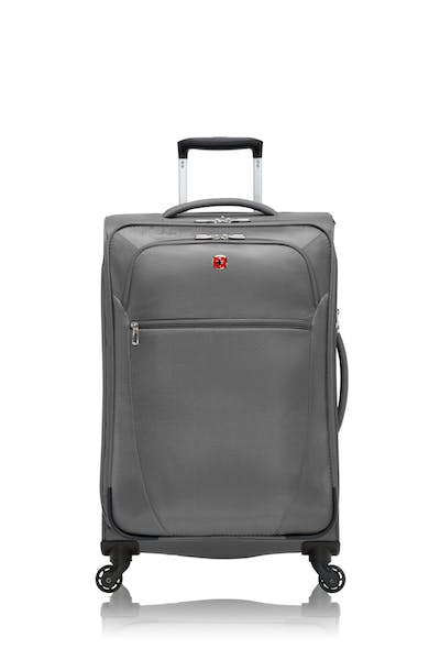 "Swissgear Vintage Collection 24"" Expandable Upright Luggage"