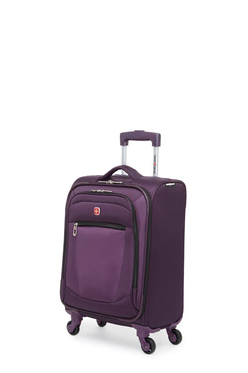 Swissgear Payerne Collection Carry-On Upright Luggage