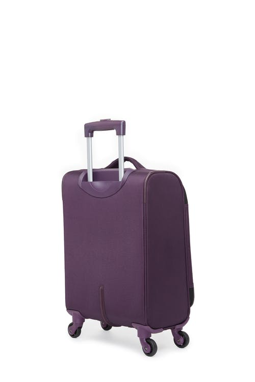 Swissgear Payerne Collection - Carry-On Upright Luggage  Durable Polyester