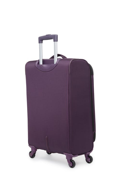 """Swissgear Payerne Collection 24"""" Expandable Upright Luggage  Durable Polyester"""
