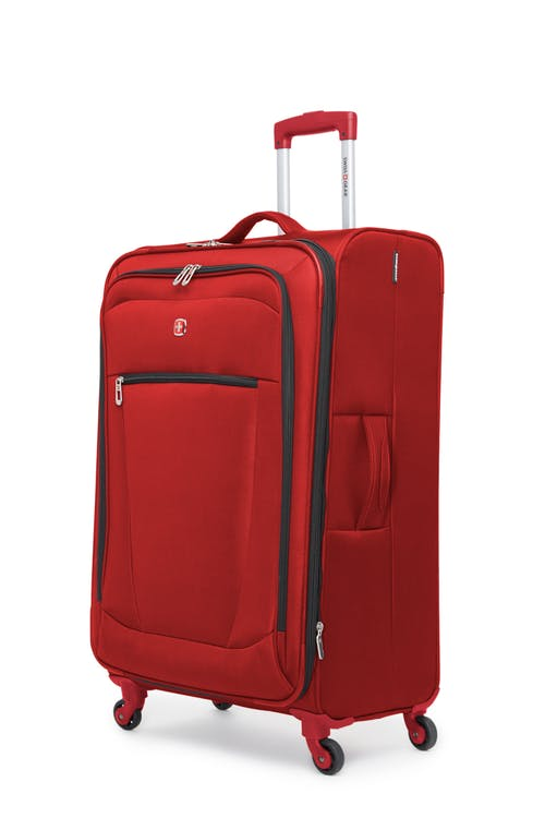 "Swissgear Payerne Collection 28"" Expandable Upright Luggage - Red"