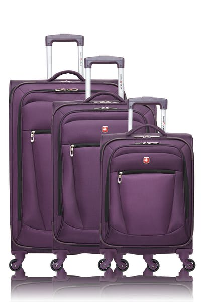 Swissgear Collection de bagages Payerne - Ensemble de 3 valises souples