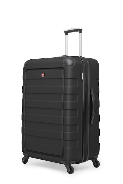 "Swissgear Meligen Collection 28"" Expandable Hardside Luggage - Black"