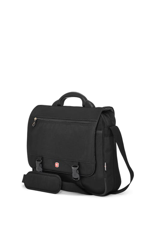 Swissgear 0506 15-inch Computer Friendly Briefcase - Black