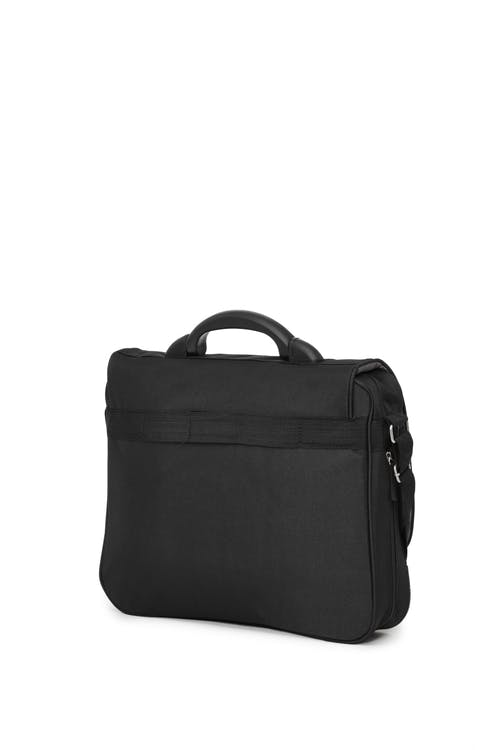 Swissgear 0506 15-inch Computer Friendly Briefcase  Removable shoulder strap