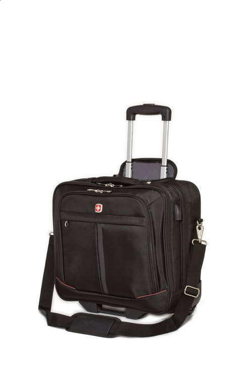 Swissgear 0565 Professional Wheeled Computer Business Case - Black