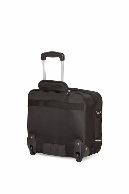 Swissgear 0565 Professional Wheeled Computer Business Case  Retractable push-button handle