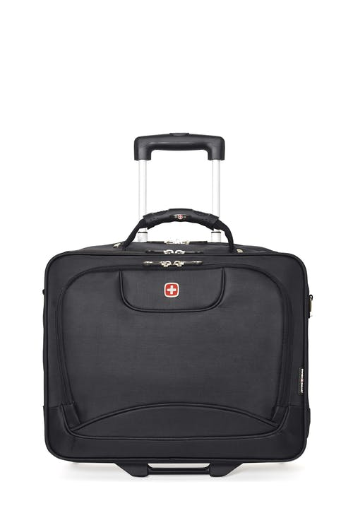 Swissgear 0568 15-inch Laptop Wheeled Computer Business Case  Nicely crafted with high-quality materials