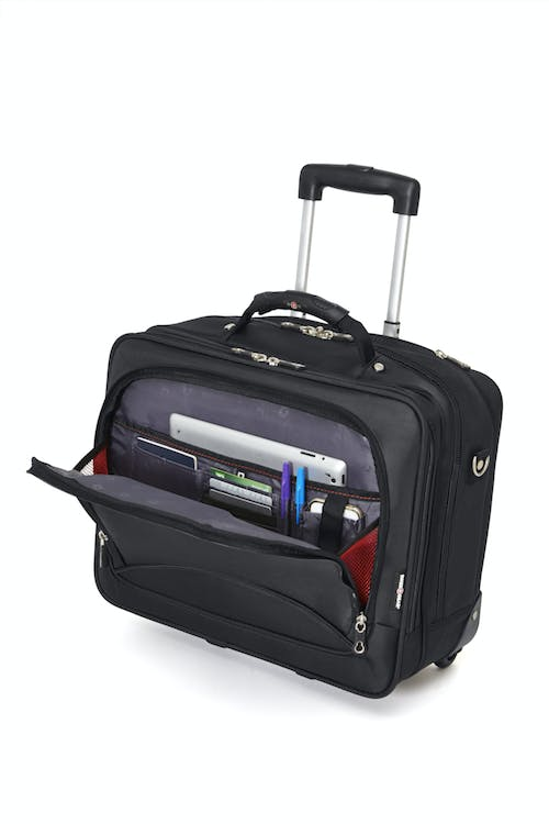 Swissgear 0568 15-inch Laptop Wheeled Computer Business Case  Dedicated compartment for your tablet
