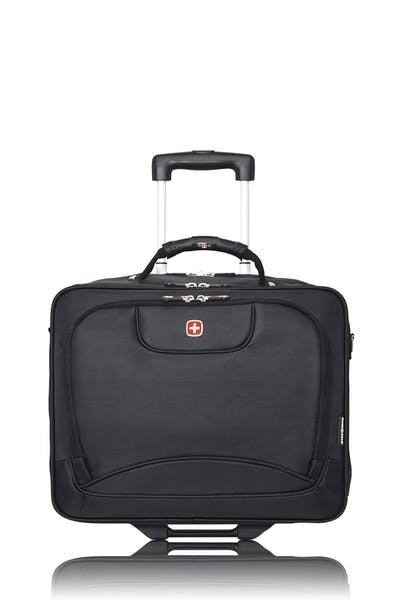 Swissgear 0568 15-inch Laptop Wheeled Computer Business Case - Black