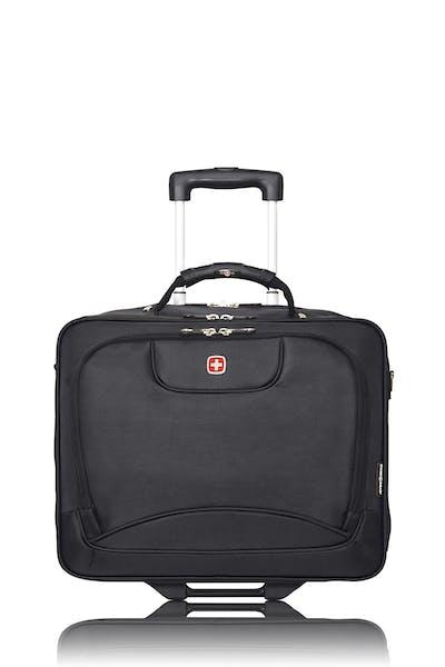Swissgear 0568 - Mallette d'affaires à roulettes pour ordinateur 15 po - Noir