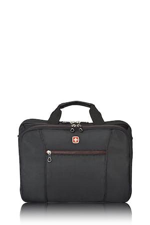Swissgear 0907 Computer Friendly Briefcase - Black