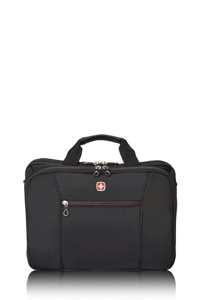 Swissgear 0907 Computer Friendly Briefcase - Black