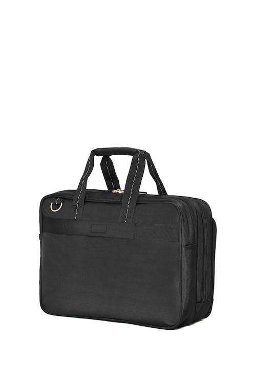 Swissgear 0918 Computer Friendly Briefcase  Adjustable and removable shoulder straps