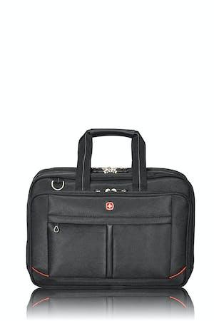 Swissgear 0918 Computer Friendly Briefcase - Black