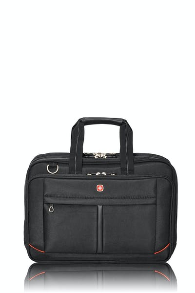 Swissgear 0918 Computer Friendly Briefcase - Black