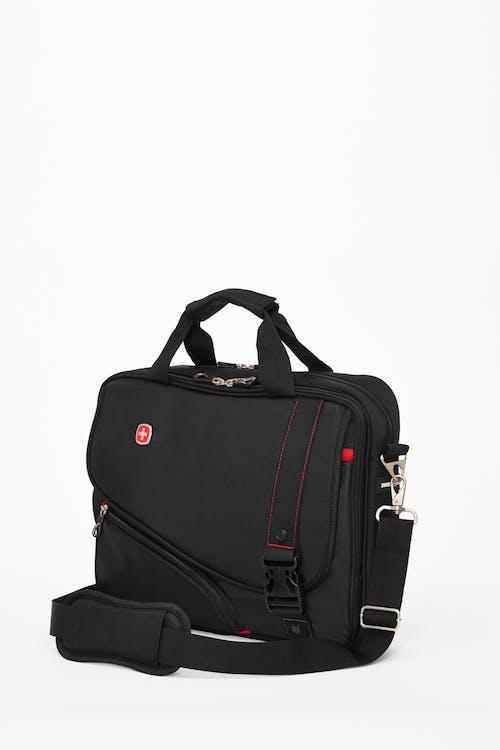 Swissgear 0929 15-inch Computer Friendly Briefcase - Black