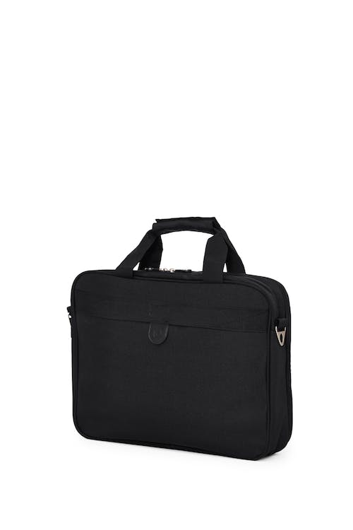 Swissgear 0929 15-inch Computer Friendly Briefcase  Comfortable carry handles with Velcro