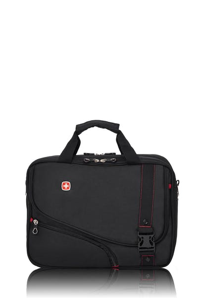 Swissgear 0929 15-inch Computer Friendly Briefcase - Black