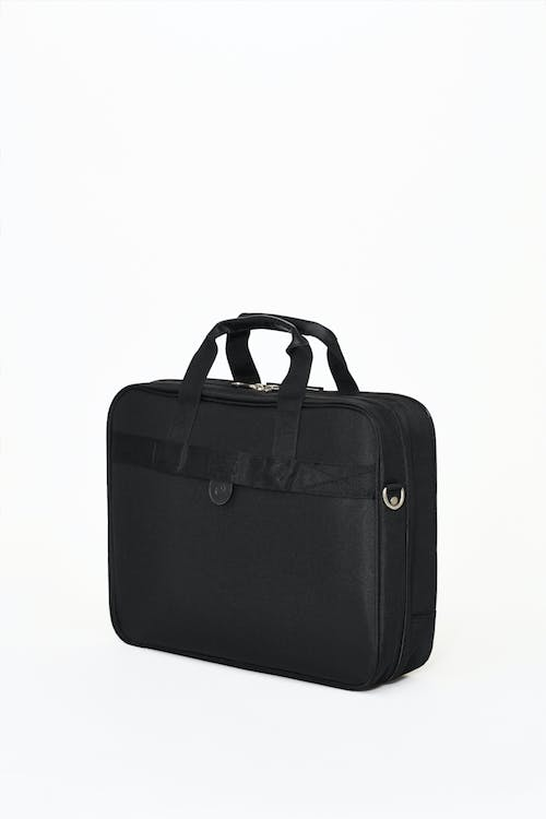 Swissgear 0954 13 to 17-inch Computer Friendly Briefcase  Adjustable and removable shoulder strap