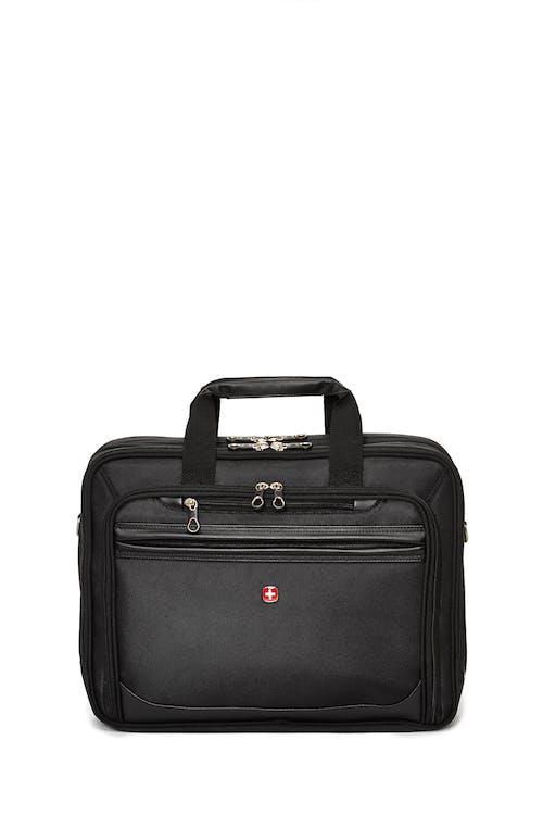 Swissgear 0954 13 to 17-inch Computer Friendly Briefcase  Front zippered organizer