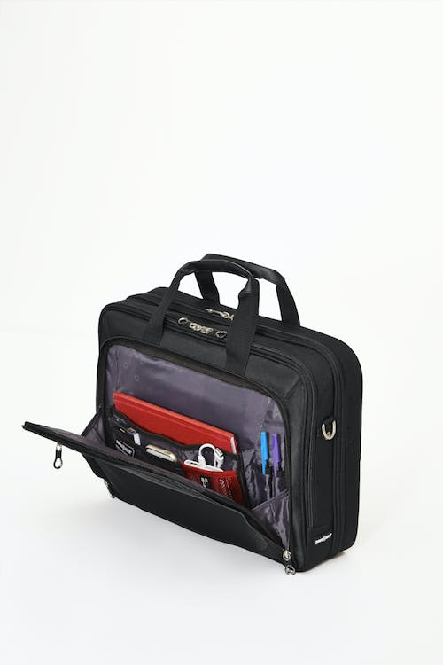 Swissgear 0954 13 to 17-inch Computer Friendly Briefcase  Integrated tablet pocket