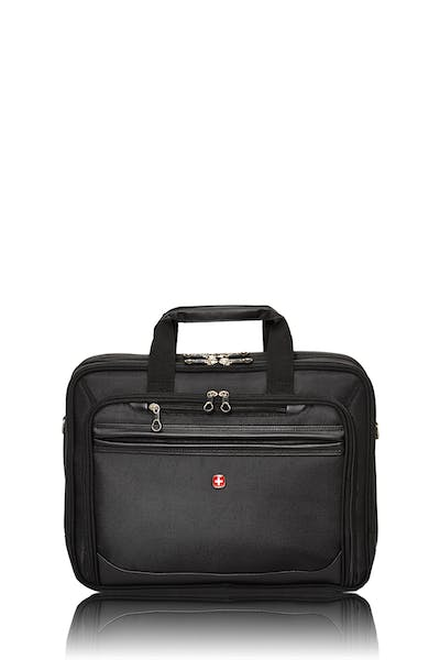 Swissgear 0954 13 to 17-inch Computer Friendly Briefcase - Black